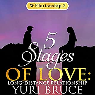 5 Stages of Love: Long Distance Relationship cover art