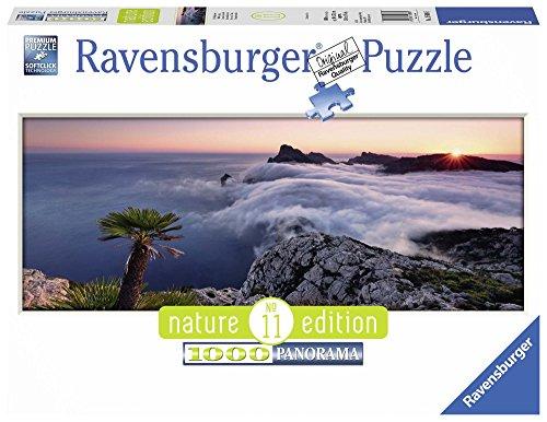 Ravensburger Puzzle 15088 - Im Wolkenmeer - 1000 Teile