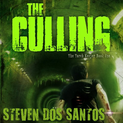 The Culling audiobook cover art