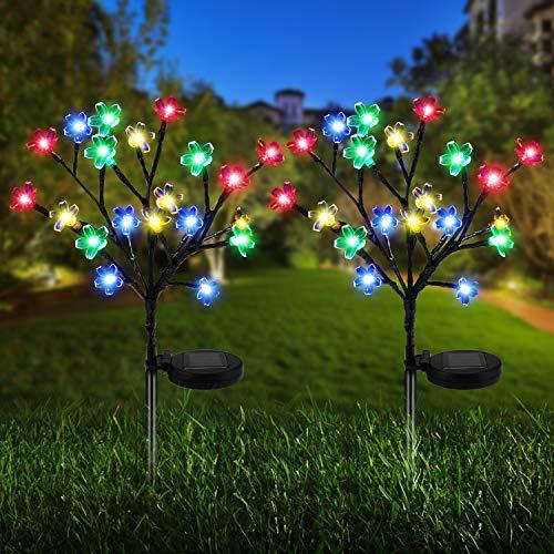 luces solares para jardin fabricante ZWJBSGY Lebreak