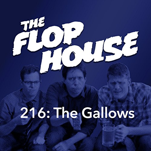 216: The Gallows audiobook cover art