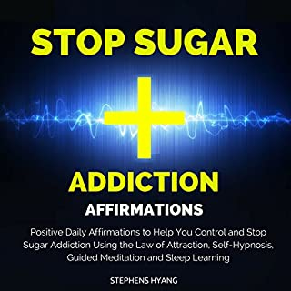 Stop Sugar Addiction Affirmations cover art