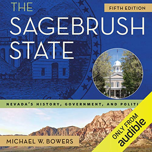 The Sagebrush State cover art