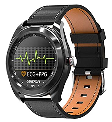 N3 ZELEK Smart Watch Blood Pressure Monitor Fitness Tracker LARGE BATTERY 260mAh Swimming Equipment IP68 Colour Screen Heart Rate Monitor Activity Tracker for Men Women Sleep Monitor Steps Counter by Shenzhen Changxingda New Energy Co., Ltd.