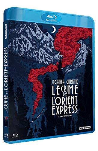 Le Crime de l'Orient Express [Blu-Ray]