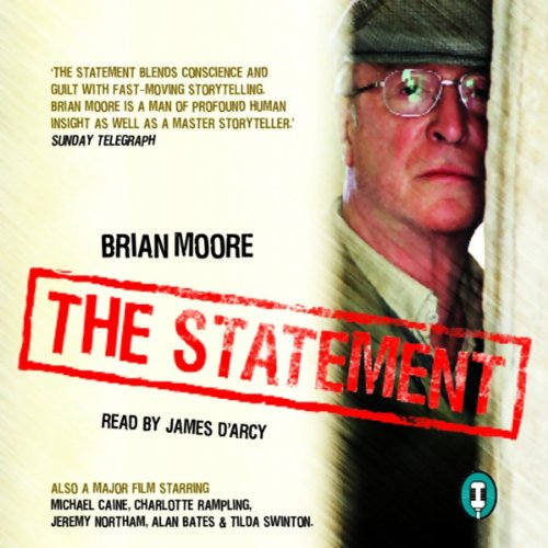 The Statement audiobook cover art