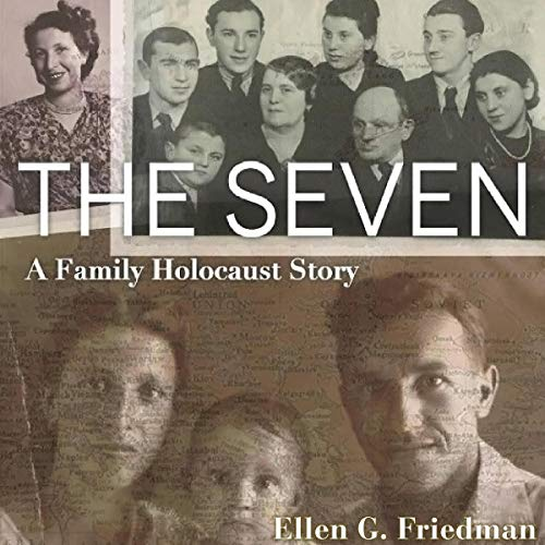 The Seven, a Family Holocaust Story audiobook cover art