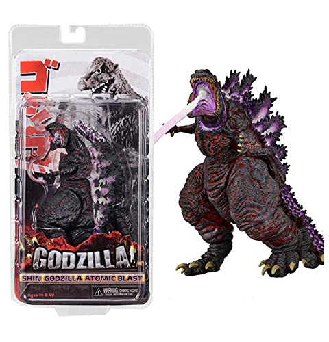 18Cm Godzilla Figures 2016 Movie King Monsters PVC Anime Figuras De Acción Colección De Juguetes Modelo Móvil Juguetes para Niños Regalo De Cumpleaños