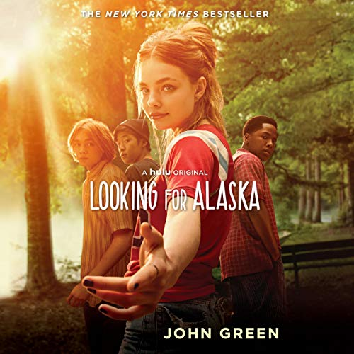 Looking for Alaska audiobook cover art
