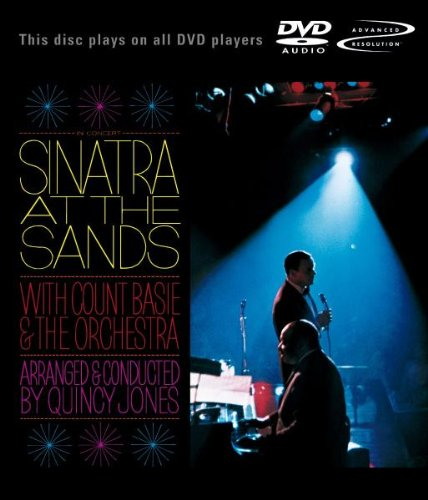 Live at the Sands [DVD-AUDIO]