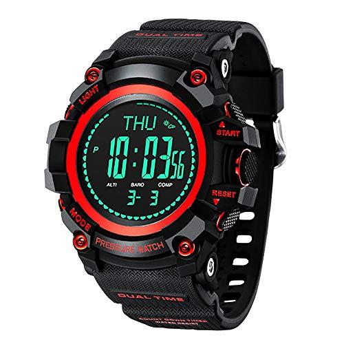 BAIYI Smart Watch Sport Bluetooth 4.0 5ATM IP67 waterdichte smartwatch armband stopwatch wekker lange tijd stand-by