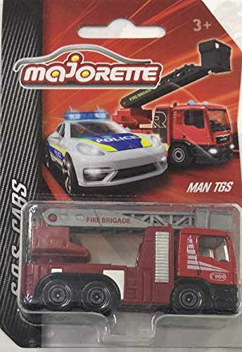 Majorette 212057181 - S.O.S. CARS, MAN