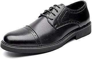[ラビヤ] レザーシューズ 紳士靴 メンズ 靴 ドレスシューズ オフィス ウォーキング 革靴 レースアップ