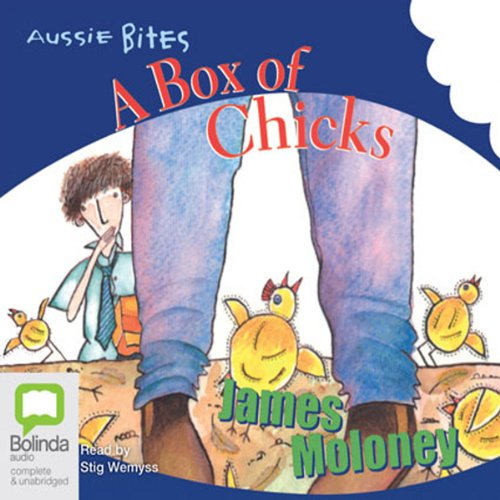 A Box of Chicks: Aussie Bites audiobook cover art