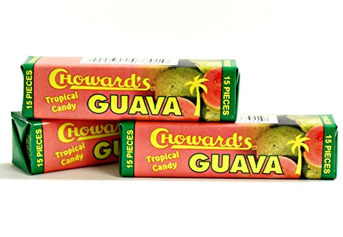 3 Pack Chowards Guava Mints - C Howard's Old Fashion Mints 3 Pack - Nostalgia Candy