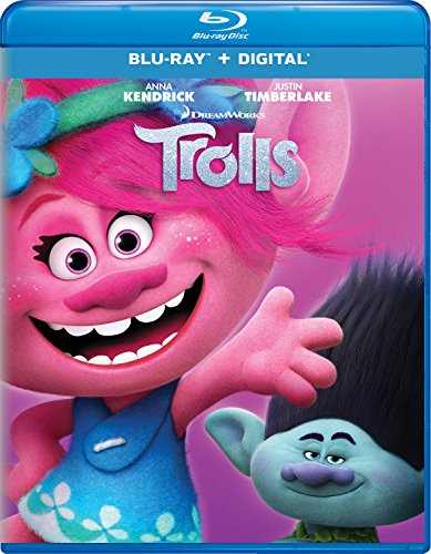 Trolls (Blu-Ray + Digital)