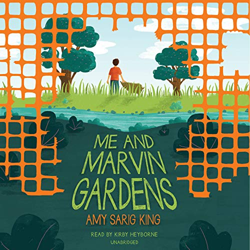 Me and Marvin Gardens audiobook cover art
