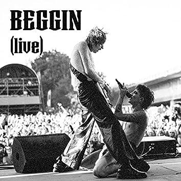 Beggin' (Live)