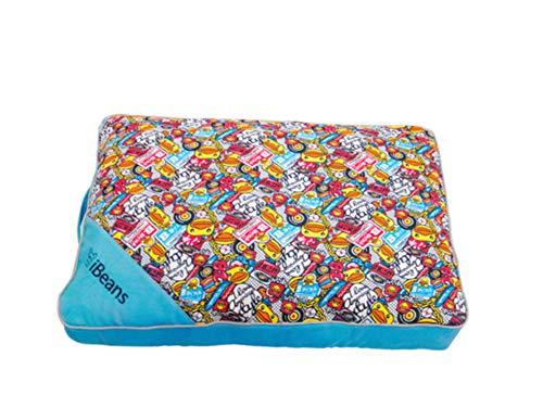 Pet Nest Kennelcomfortabele hondenbank Cat Nest verwijderbaar huisdierbed Eenvoudig schoon te maken Hondenhok Kennel 76X56X10Cm