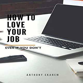 How to Love Your Job - Even If You Do Not cover art
