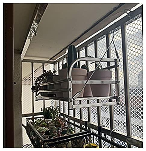 Cercado De Jardín Hojas De Plástico Soportes Para Plantas De Jardín Malla De Plástico Cercado De Jardín De Plástico Enrejado De Plástico Para Plantas Trepadoras Rollo De 1.5 (Size:1.5m*1m,Color:0.8cm)