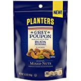 Planters Grey Poupon Sauce Flavored Roasted Mixed Nuts (5 oz Pouch)