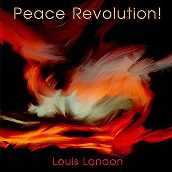 Peace Revolution! - solo piano music