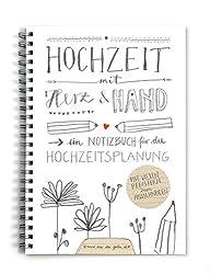 Notizbuch Hochzeit