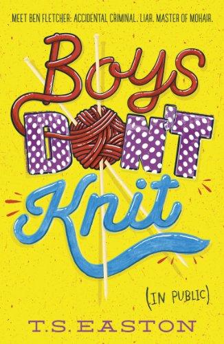 Boys Don't Knit (English Edition)