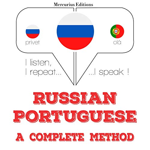 Russian - Portuguese. A complete method cover art