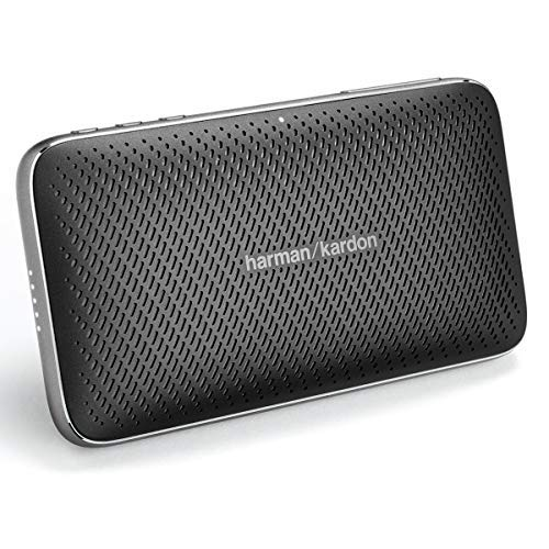 하만카톤 에스콰이어 미니2 포터블 블루투스 스피커 - 블랙 Harman Harma Kardon Esquire Mini 2 Ultra-Slim and Portable Premium Bluetooth Speaker - Black