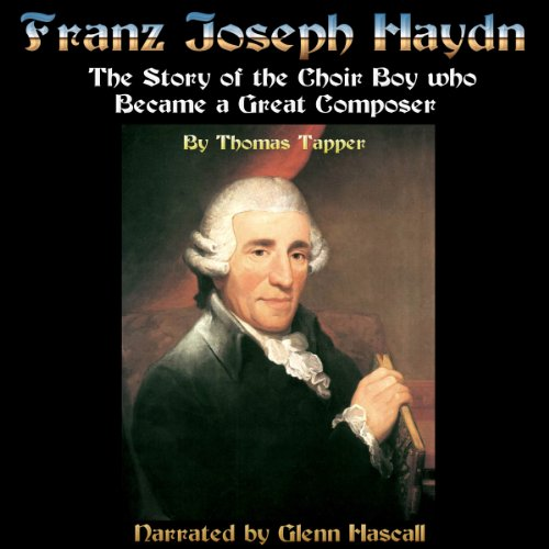 Franz Joseph Haydn audiobook cover art