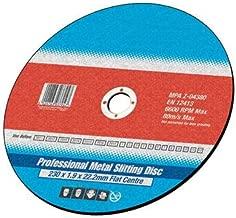 115mm X 1mm X 22.2mm Angle Grinder Metal Slitting Disc Flat - Heavy Duty [Misc.]