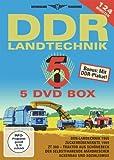 DDR Landtechnik Box [5 DVDs]