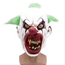 tytlmask Horror Latex Masker, Enge Buck Tanden Clo...