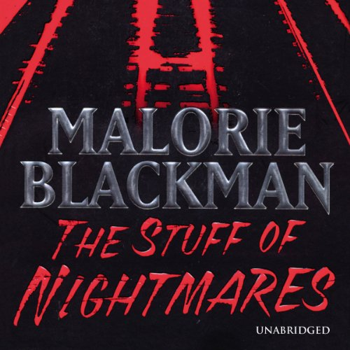 Couverture de The Stuff of Nightmares