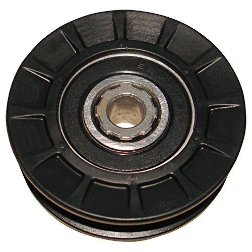 V ceinture de transmission poulie en plastique Coupe 6,3 cm Husqvarna, Jonsered & Sauterelle