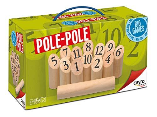 Cayro - Pole Pole - Desarrollo de Habilidades cognitivas e inteligencias múltiples - Juego Gigante - Juego Educativo - (146)