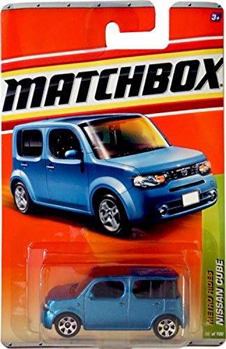 Matchbox 2011 NISSAN CUBE (BLUE) #30 Metro Rides 5 of 6 die cast car