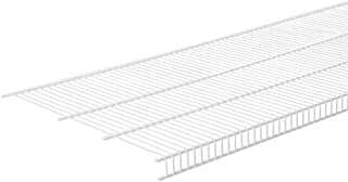 ClosetMaid 1396 Close Mesh Wire Shelf, 72 inch x 20-Inch