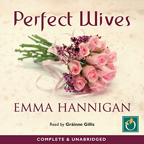 Perfect Wives audiobook cover art