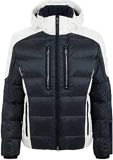 Carter-D Down Ski Jacket Mens Dark Blue