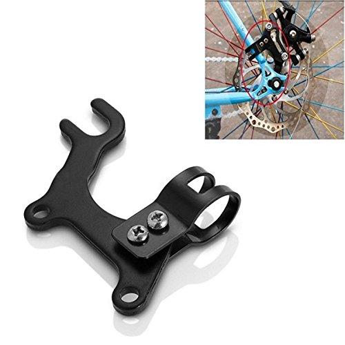 Bazaar Einstellbare Fahrrad Scheibenbremse Klammer Rahmen Adapter Montage Halter