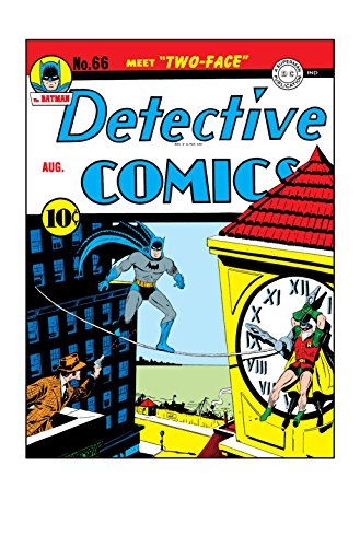Batman: The Golden Age Om