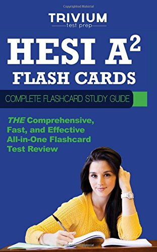 Download Hesi A2 Flash Cards: Complete Flash Card Study Guide 1940978165