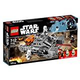 LEGO - 75152 - Star Wars - Jeu de Construction - Imperial Assault Hovertank