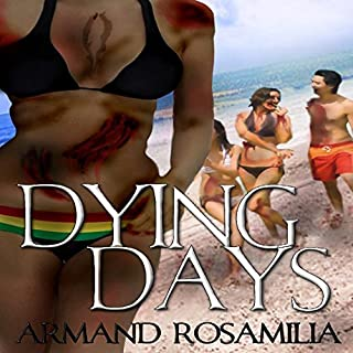 Dying Days audiobook cover art