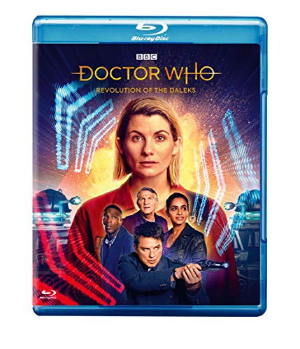 Doctor Who: Revolution of the Daleks [Blu-ray]