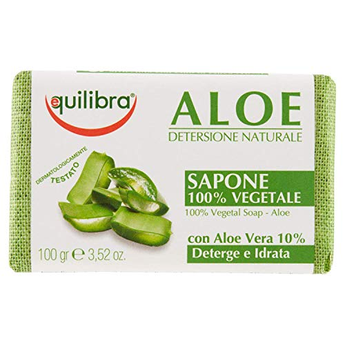 Equilibra Sapone Naturale Aloe