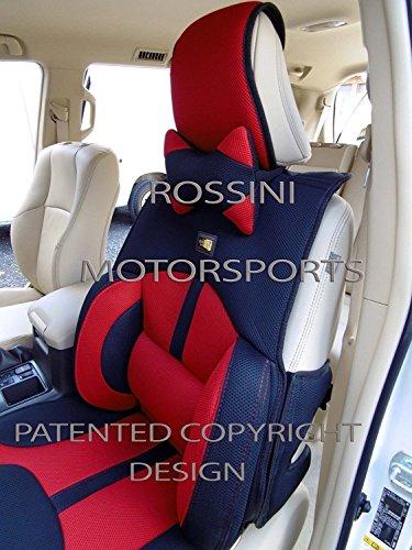 R – Adecuado para Land Rover Range Rover EVOQUE coche, fundas de asiento, BO-1 Red Sports Air-mall